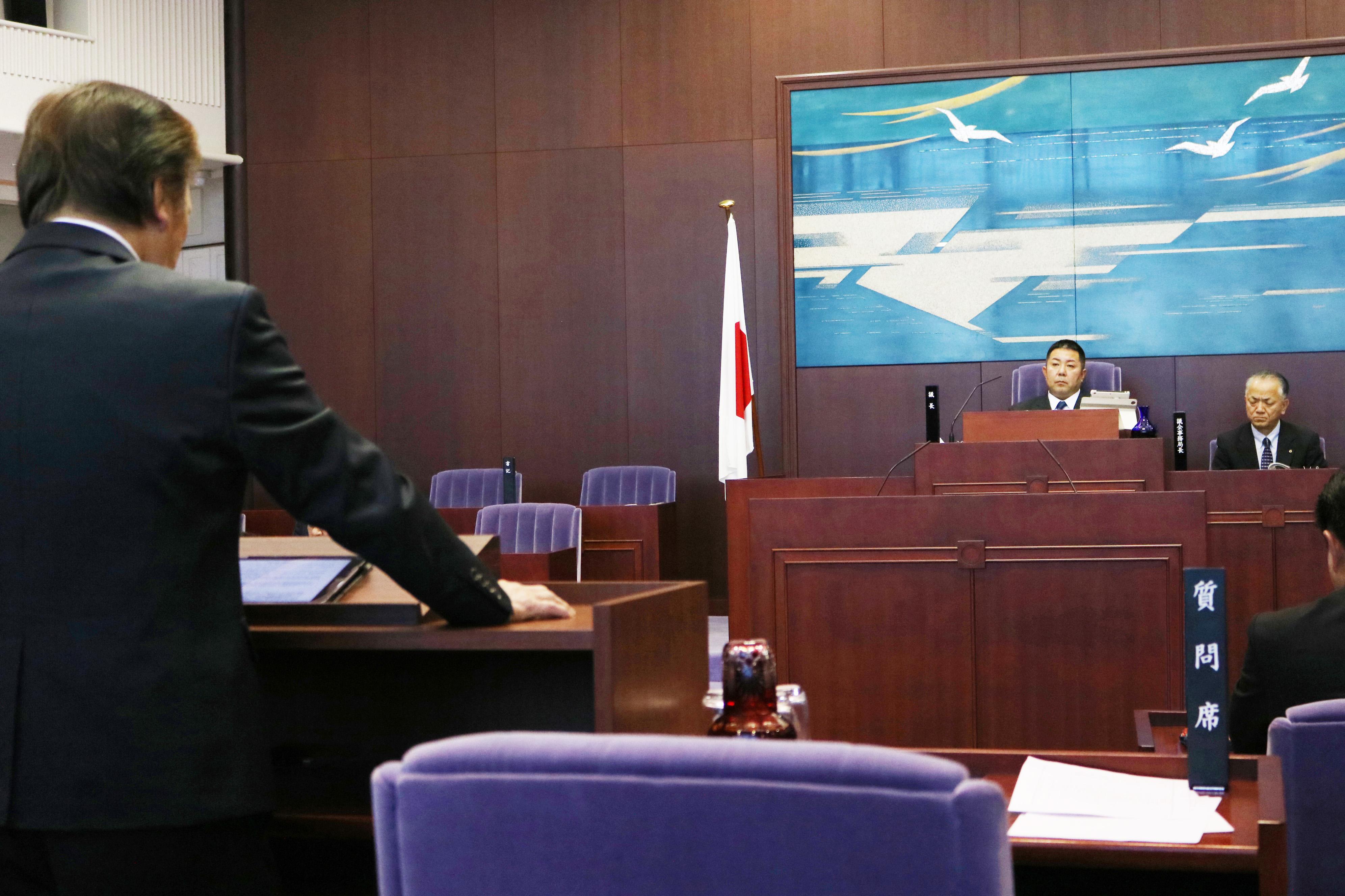 内灘町議会